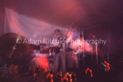 X172 Syd Barrett and Richard Wright of Pink Floyd at the AA All Night Christmas Party
