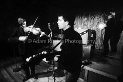 V27-1-9 John Cale, Lou Reed and Maureen Tucker