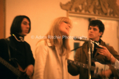 V01 John Cale, Nico and Lou Reed