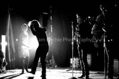 V31-1-4 Edie Sedgewick, Gerard Malanga dancing and Lou Reed and Velvet Underground