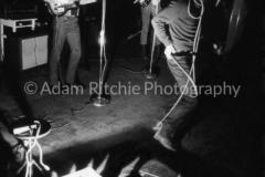 V34-2-36 Lou Reed, Sterling Morrison and Gerard Malanga dancing