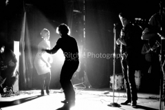 V31-1-3 Edie Sedgewick, Gerard Malanga dancing and Lou Reed