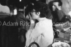 V27-3-26 Barbara Rubin filming Velvet Underground at the Cafe Bizarre