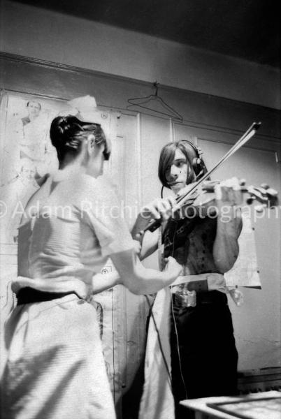 V22-1-2 Margaret Boyce Cam and John Cale