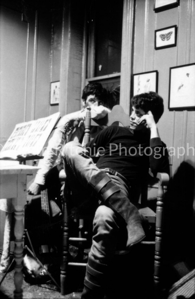 V22-2-33 Sterling Morrison and Lou Reed