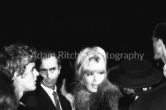 Antonioni and Monica Vitti were at the Roundhouse launch for the International Times Oct 15th 1966