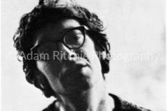 Mike Horovitz, English poet, 1966/67
